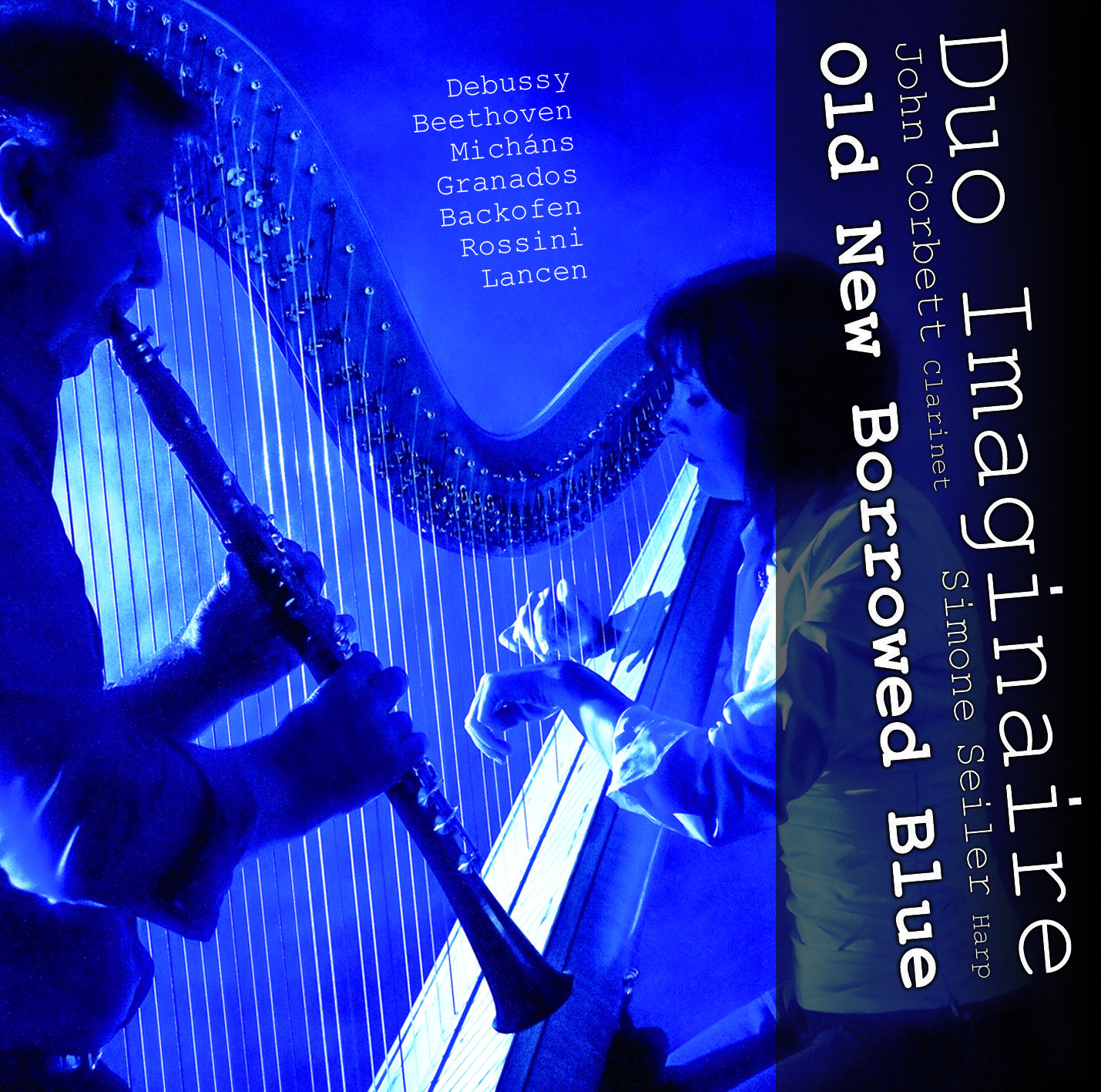 Old New Borrowed Blue - Duo Imaginaire
