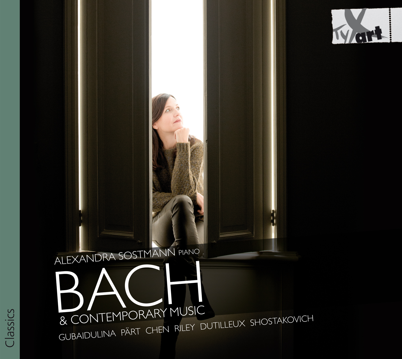 Bach & Contemporary Music - Alexandra Sostmann