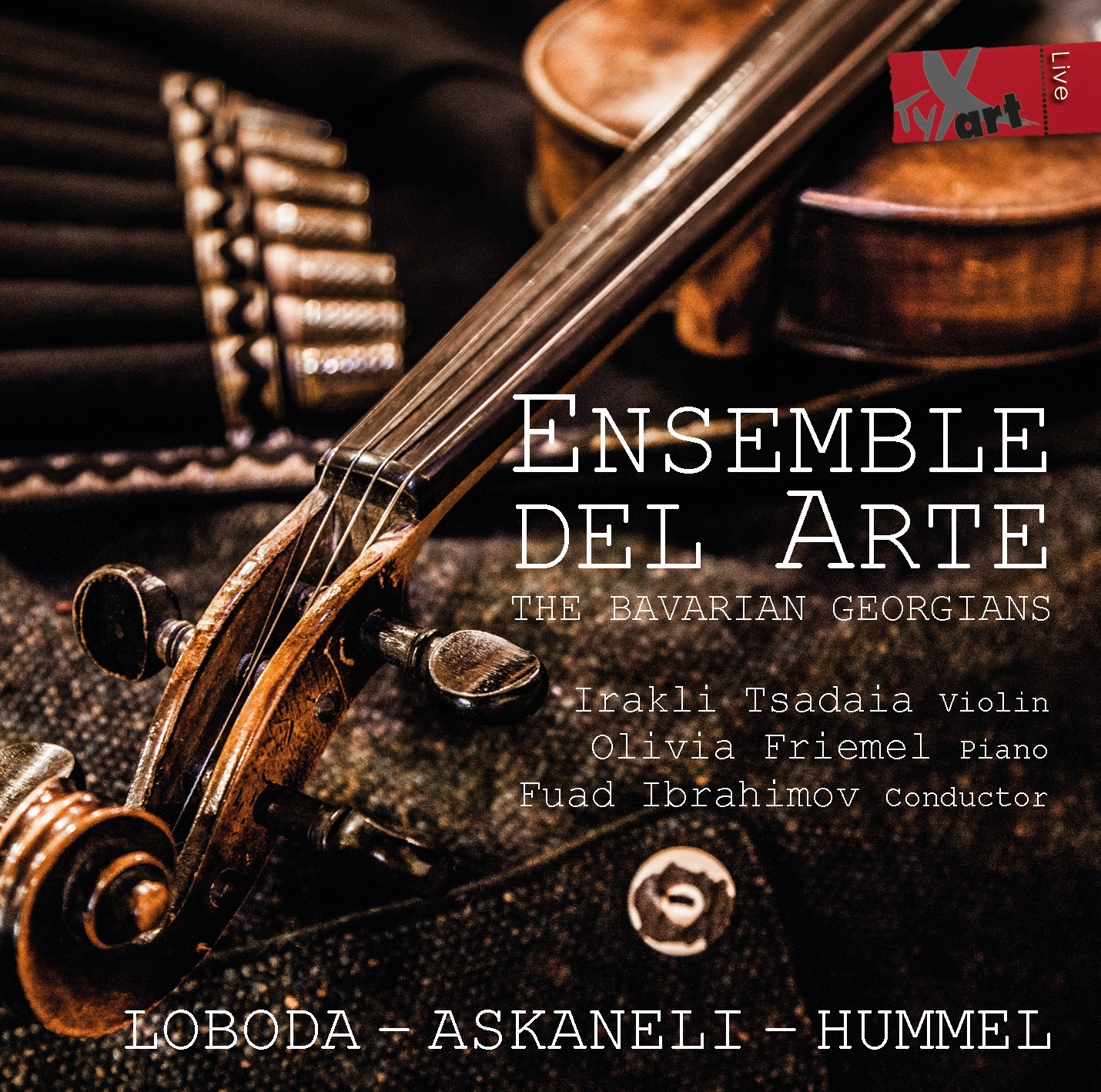 Ensemble del Arte - Contemporary Works