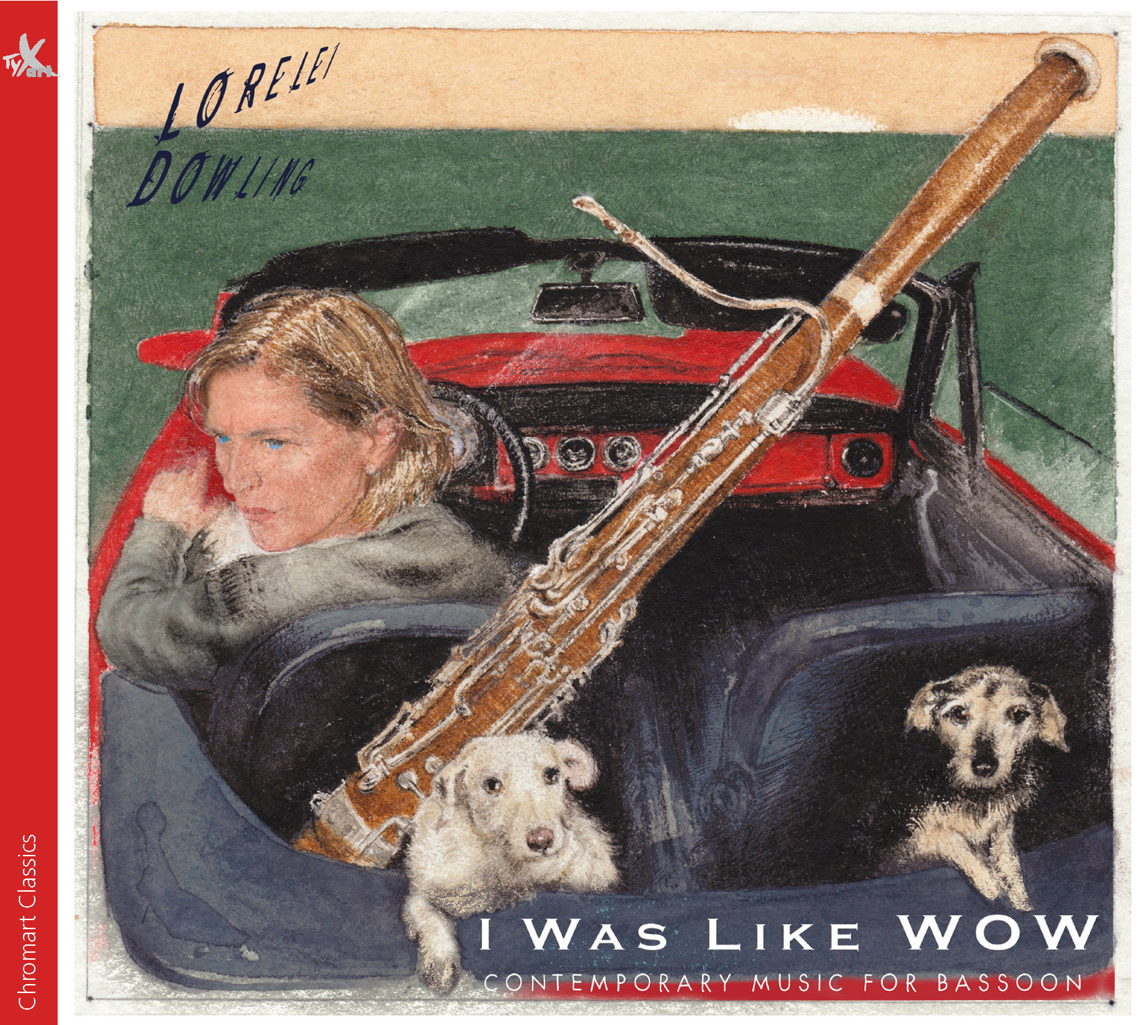 I was like WOW - Werke für Fagott, Lorelei Dowling & Ensembles