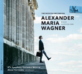 The Moscow Recording - Alexander Maria Wagner