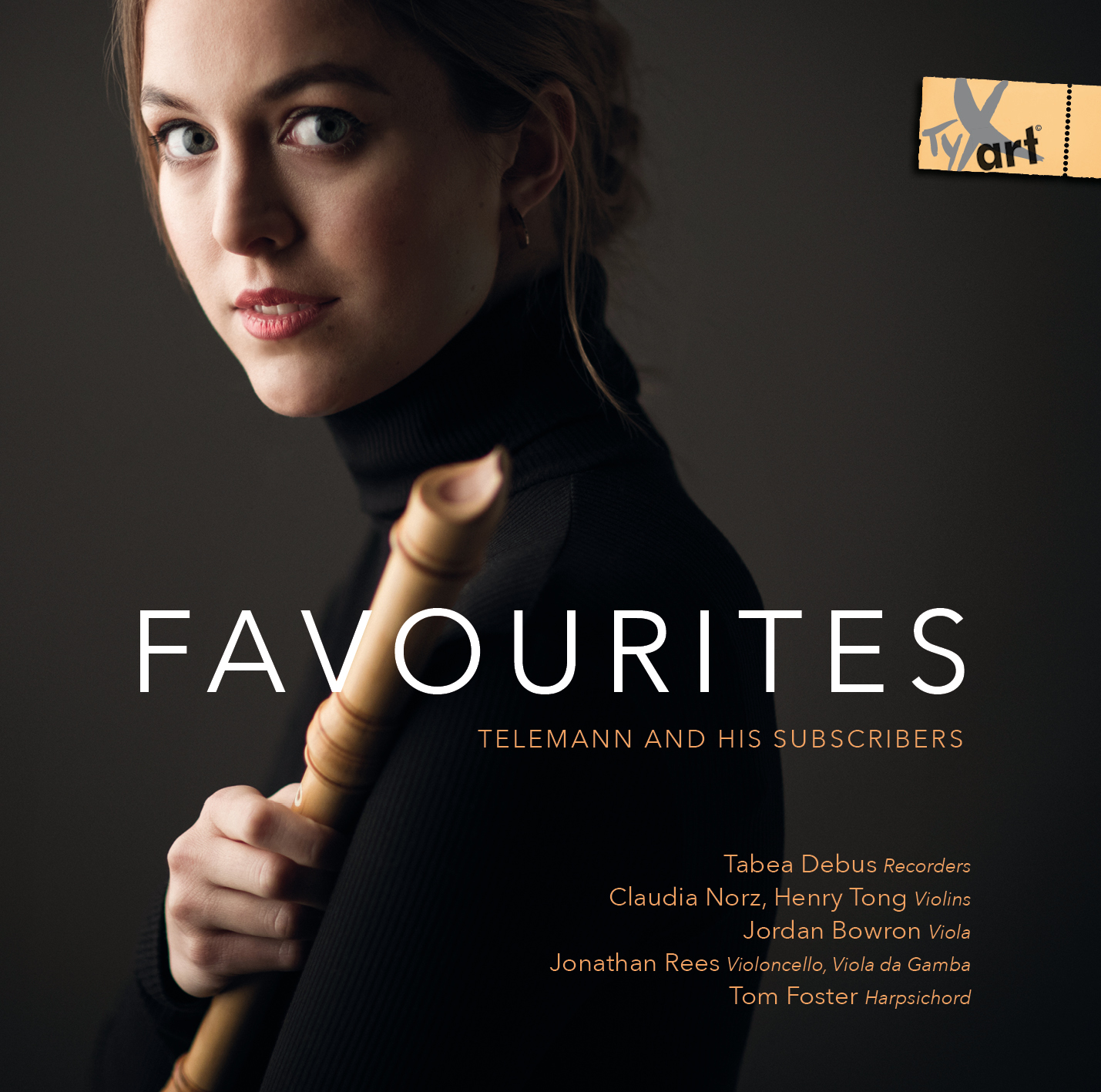Favourites - Debus and Ensemble