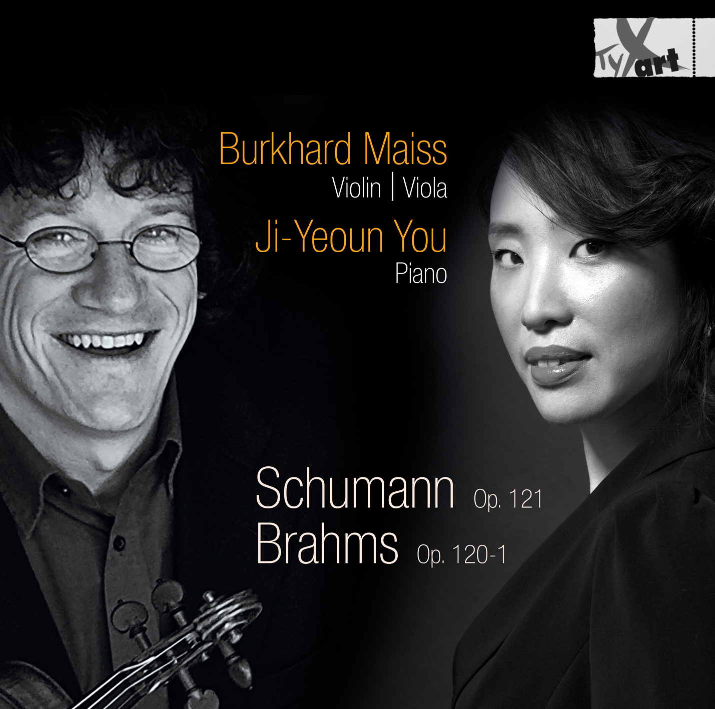 Duo Maiss You (Violin | Viola, Piano): Schumann - Brahms