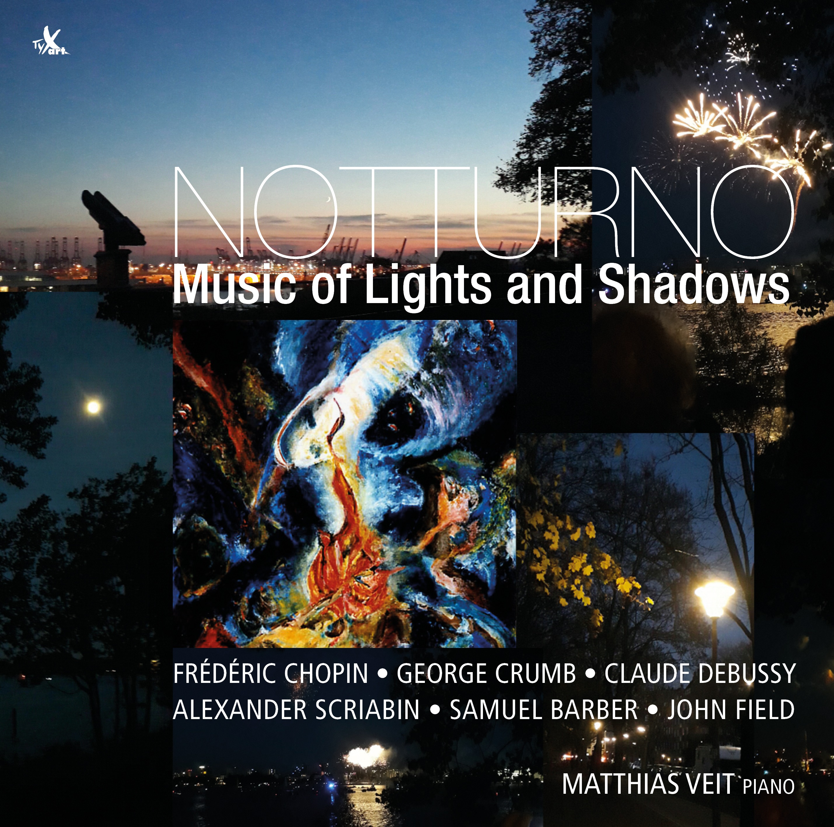 Notturno - Music of Lights and Shadows